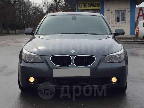 BMW 5-Series, 2005 год, 525 000 руб.