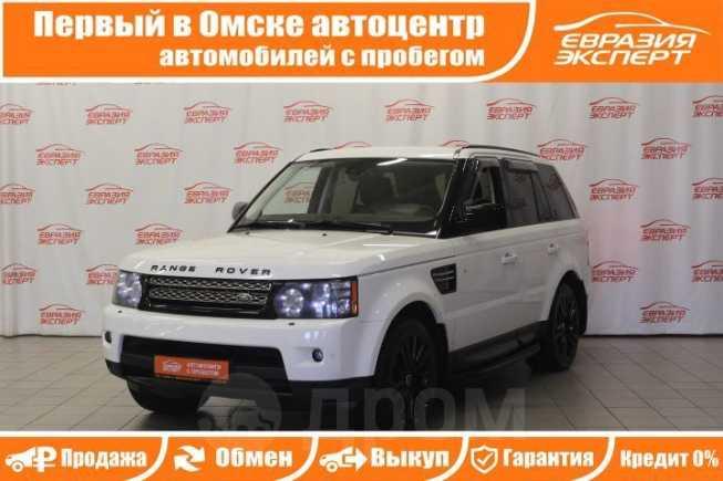 Land Rover Range Rover Sport, 2011 год, 1 399 000 руб.