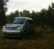 Nissan Serena, 2002 г., Барнаул