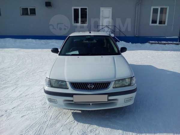 Nissan Sunny, 2000 год, 193 000 руб.
