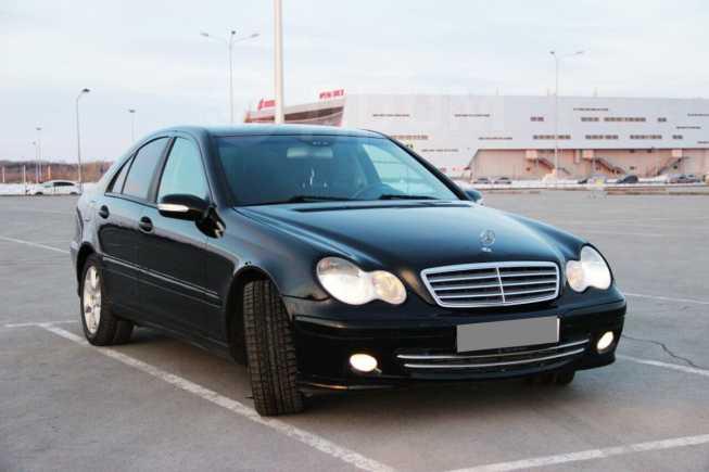 Mercedes-Benz C-Class, 2005 год, 427 000 руб.