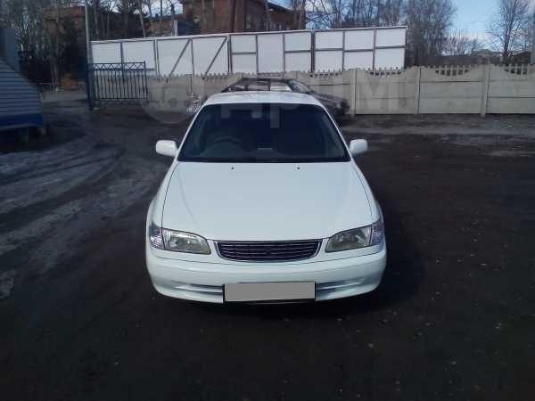 Toyota Corolla, 1999 год, 193 000 руб.