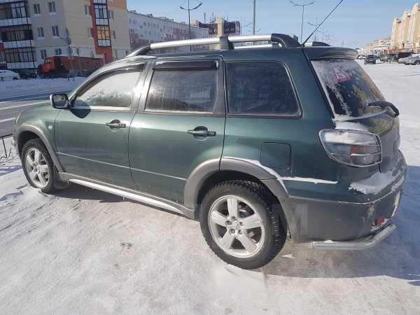 Mitsubishi Outlander, 2005 год, 430 000 руб.