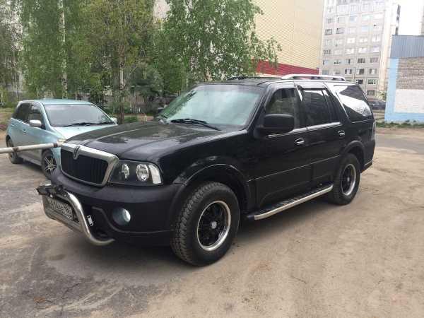 Lincoln Navigator, 2002 год, 550 000 руб.