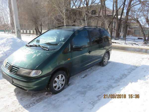 Volkswagen Sharan, 1999 год, 180 000 руб.