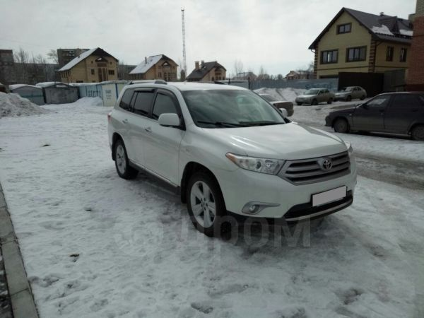 Toyota Highlander, 2012 год, 1 349 999 руб.