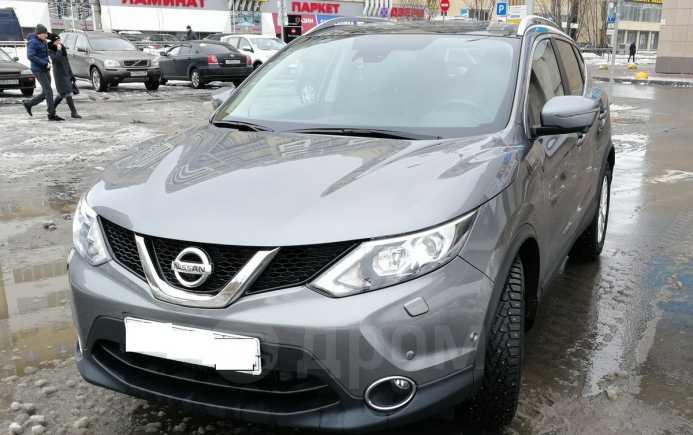 Nissan Qashqai, 2017 год, 1 447 000 руб.