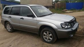 Чита Forester 2005