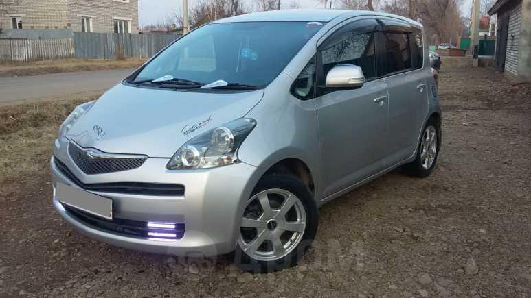 Toyota Ractis, 2009 год, 410 000 руб.