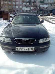 Черногорск Еунос 800 1995