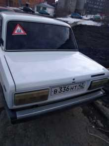 ВАЗ (Лада) 2107, 2004 г., Кемерово