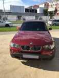 BMW X3, 2008 год, 760 000 руб.