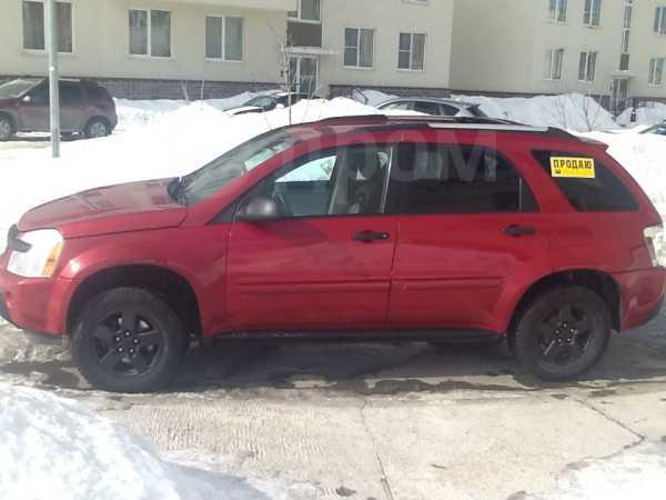 Chevrolet Equinox, 2004 год, 380 000 руб.