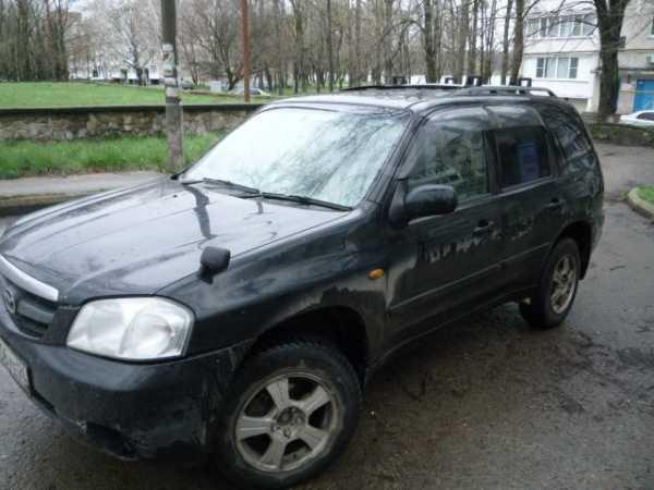 Mazda Tribute, 2001 год, 240 000 руб.