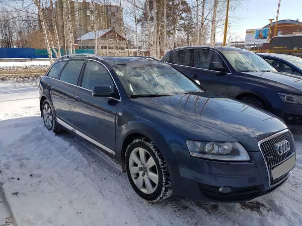 Audi A6 allroad quattro, 2007 год, 650 000 руб.