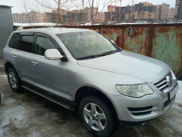 Volkswagen Touareg, 2007 год, 740 000 руб.