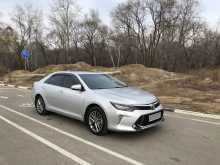 Благовещенск Toyota Camry 2017
