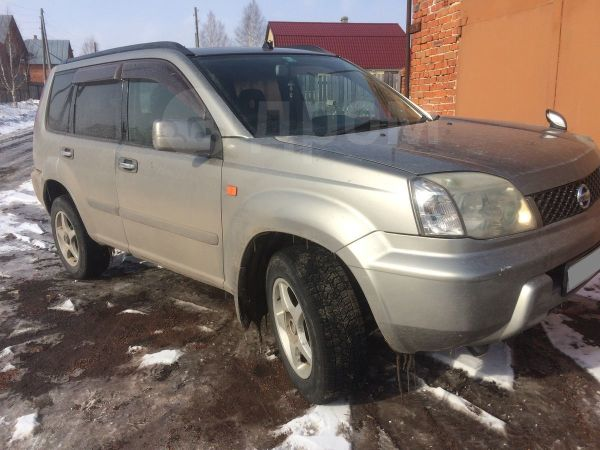 Nissan X-Trail, 2002 год, 335 000 руб.