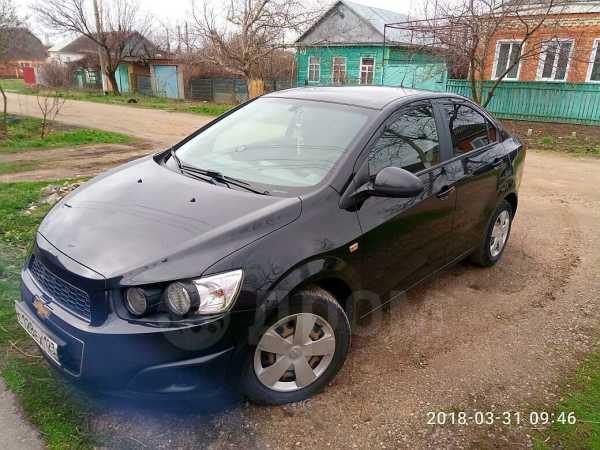 Chevrolet Aveo, 2012 год, 370 000 руб.
