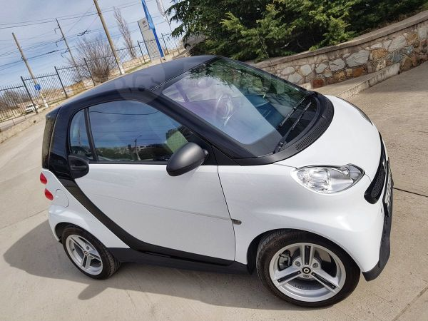 Smart Fortwo, 2015 год, 550 000 руб.