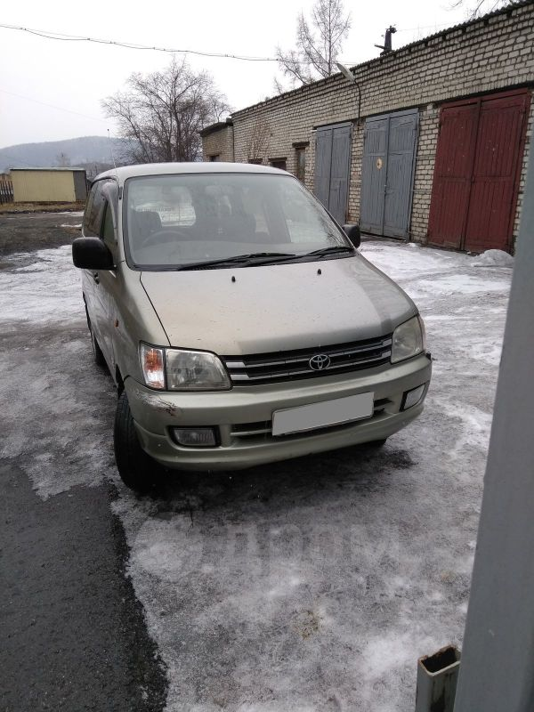 Toyota Town Ace Noah, 1997 год, 250 000 руб.