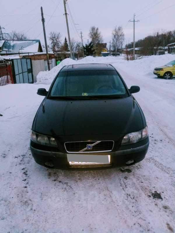 Volvo S60, 2001 год, 250 000 руб.