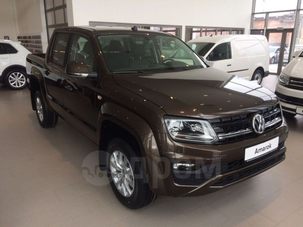 Volkswagen Amarok, 2018 год, 2 732 300 руб.
