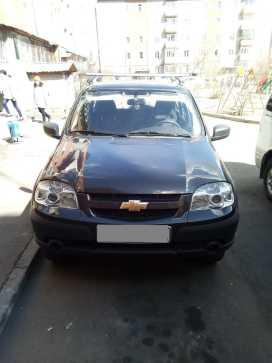 Улан-Удэ Niva 2012
