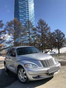 Chrysler PT Cruiser, 2004 г., Новосибирск