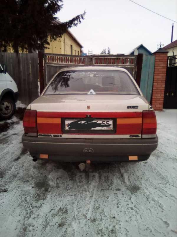 Opel Omega, 1988 год, 35 000 руб.