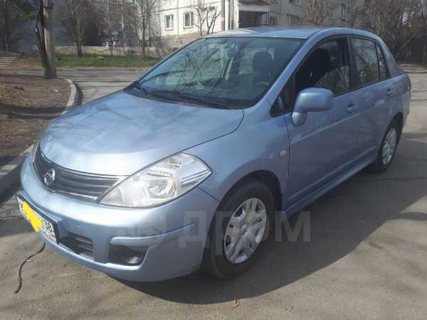 Nissan Tiida, 2012 год, 527 000 руб.