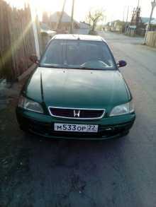 Барнаул Civic 1998