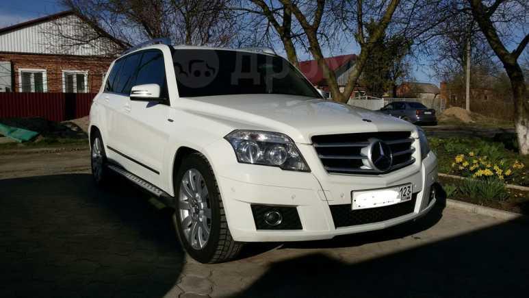 Mercedes-Benz GLK-Class, 2012 год, 1 098 000 руб.