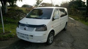 Сочи Transporter 2006
