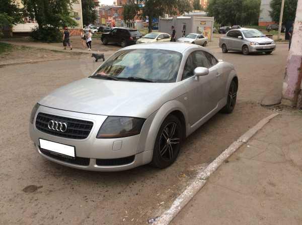 Audi TT, 2003 год, 400 000 руб.