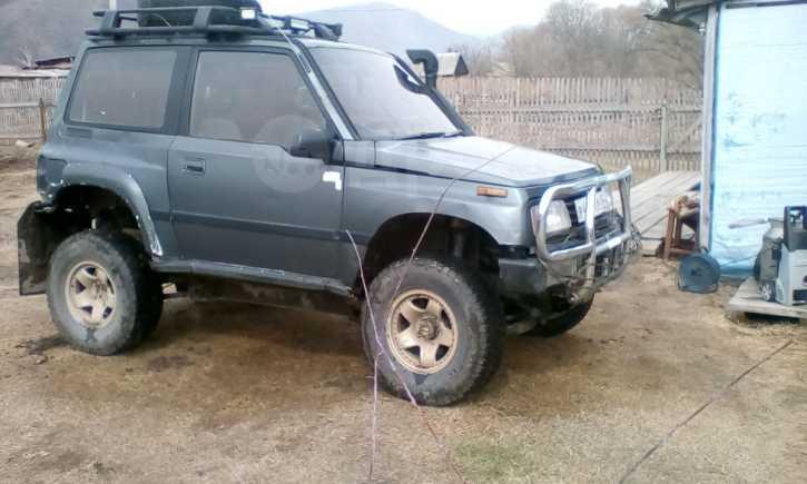 Suzuki Escudo, 1990 год, 130 000 руб.