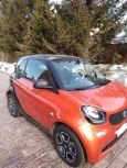 Smart Fortwo, 2016 год, 650 000 руб.
