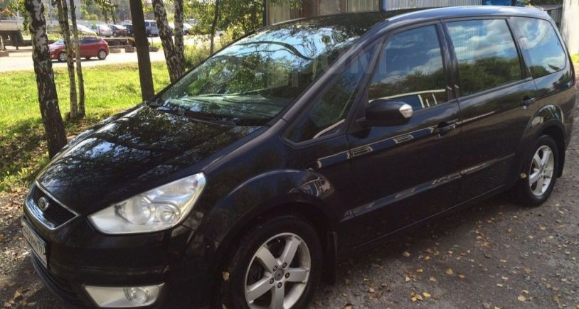 Ford Galaxy, 2008 год, 535 000 руб.