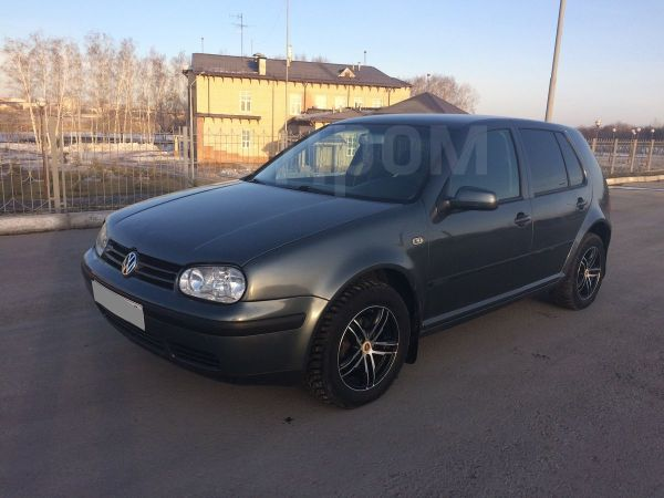 Volkswagen Golf, 2000 год, 199 000 руб.