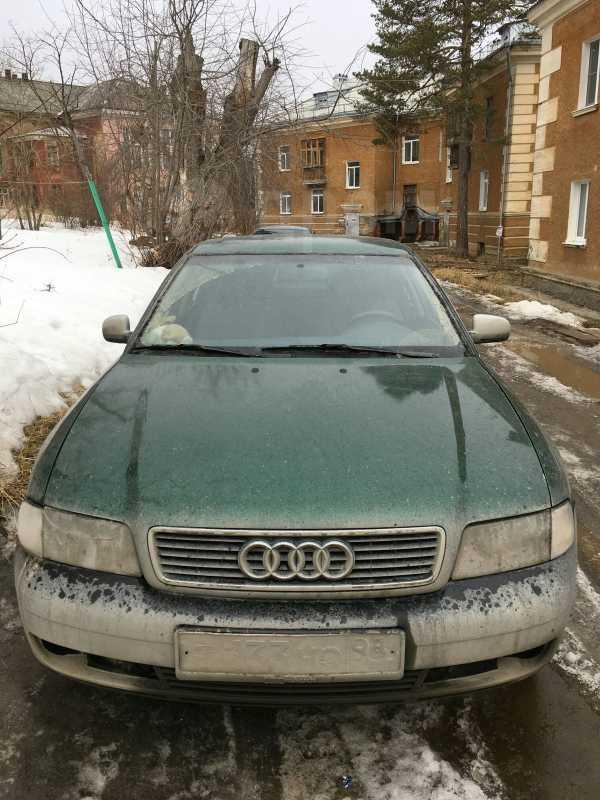Audi A4, 1997 год, 160 000 руб.