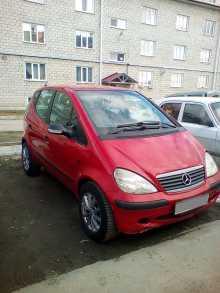 Mercedes-Benz A-класс, 2004 г., Новосибирск