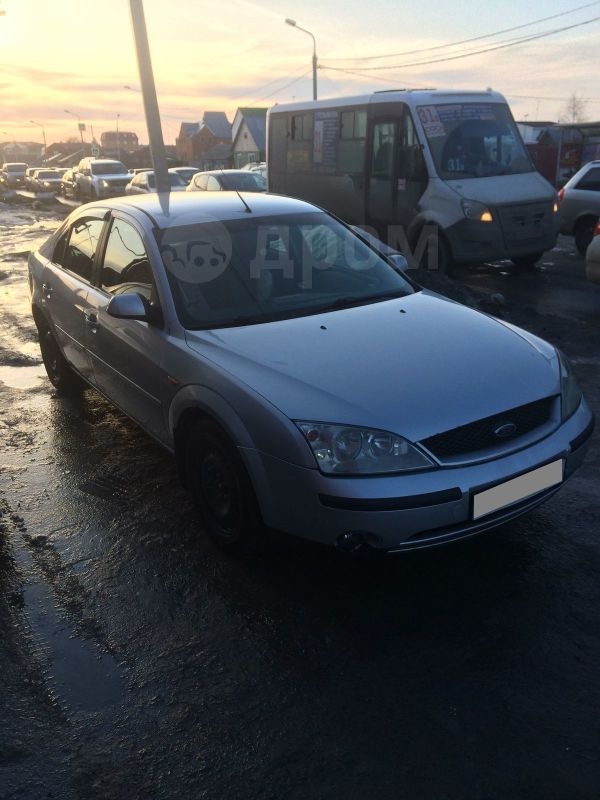 Ford Mondeo, 2001 год, 215 000 руб.