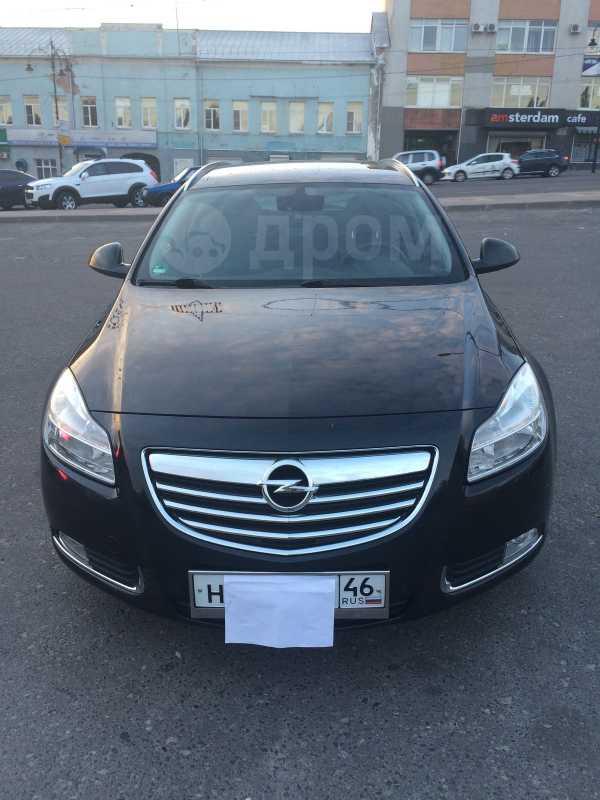 Opel Insignia, 2011 год, 745 000 руб.