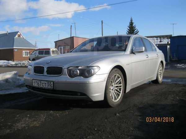 BMW 7-Series, 2002 год, 550 000 руб.