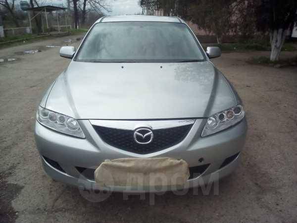 Mazda Mazda6, 2002 год, 235 000 руб.