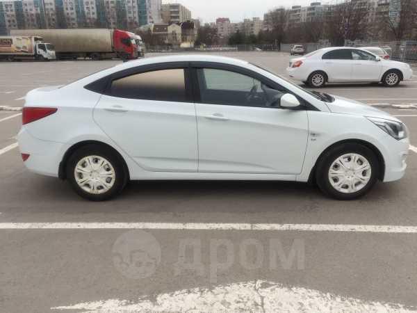 Hyundai Solaris, 2015 год, 507 000 руб.