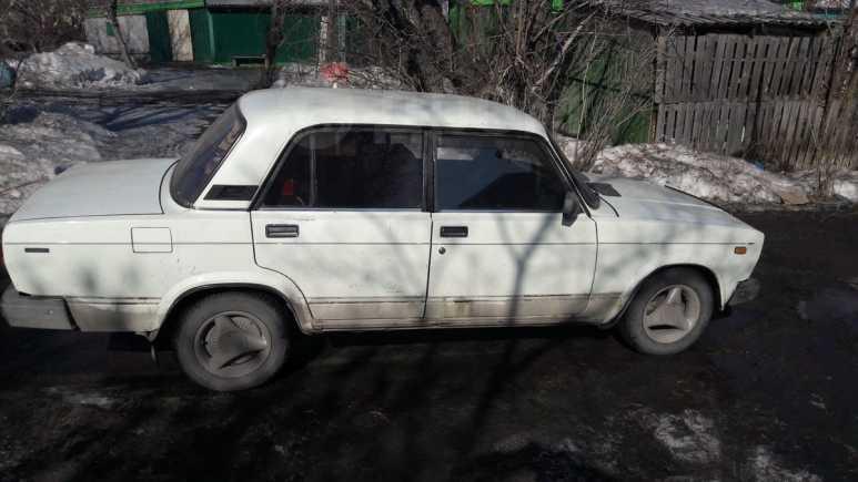 Лада 2107, 1997 год, 22 000 руб.