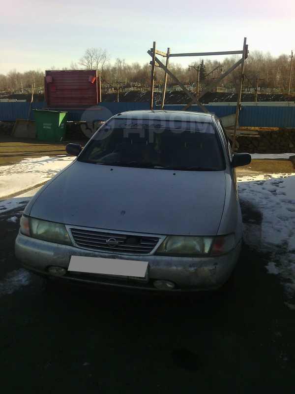Nissan Sunny, 1994 год, 129 000 руб.
