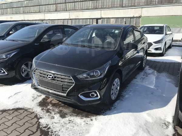 Hyundai Solaris, 2018 год, 914 900 руб.