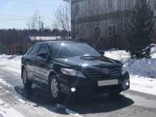 Toyota Camry, 2011 г., Новосибирск